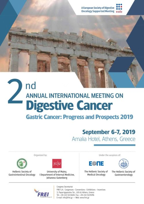 Events | Hellenic Society of Gastrointestinal Oncology
